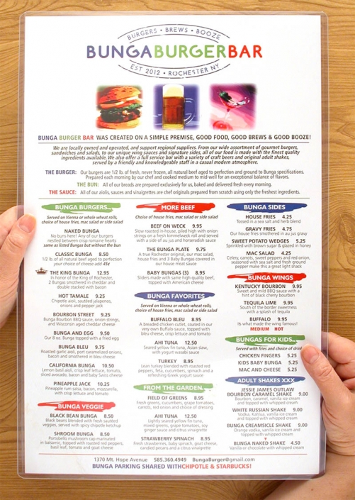 Menu Covers & Restaurant