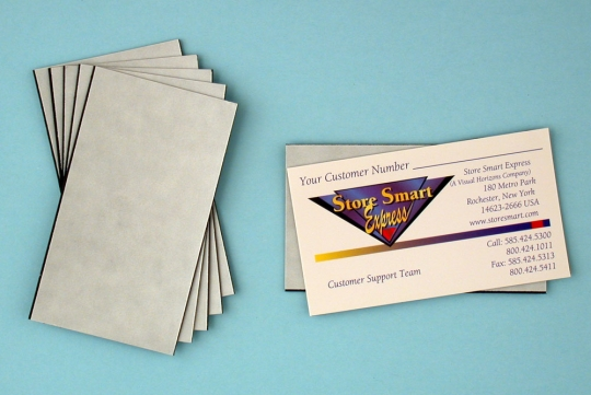 Magnetic business cards give your business cards a magnetic magnetic business cards give your business cards a magnetic backing colourmoves