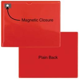 Magnetic Closure Pocket Adhesive Back 8 189 Quot X 11