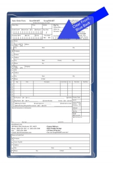 Paperwork Organizer 8 189 Quot X 11 Quot Storesmart Filing
