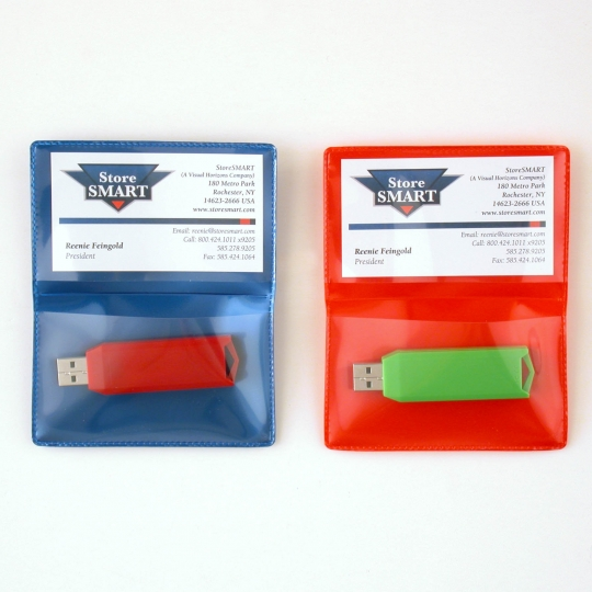 Usb flash drive business card holders folding storesmart usb flash drive business card holders folding colourmoves