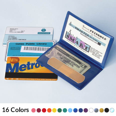 Storesmart Folding Business Card Holders Archival Poly