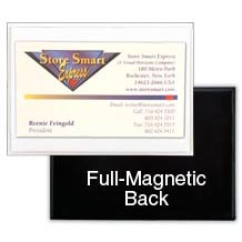 Magnetic business cards give your business cards a magnetic full back magnetic pockets business card 2 frac12 colourmoves