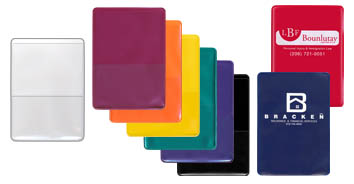 Insurance brochure and id holders storesmart poly plastic holder 4 x 5 58 with business card holder colourmoves