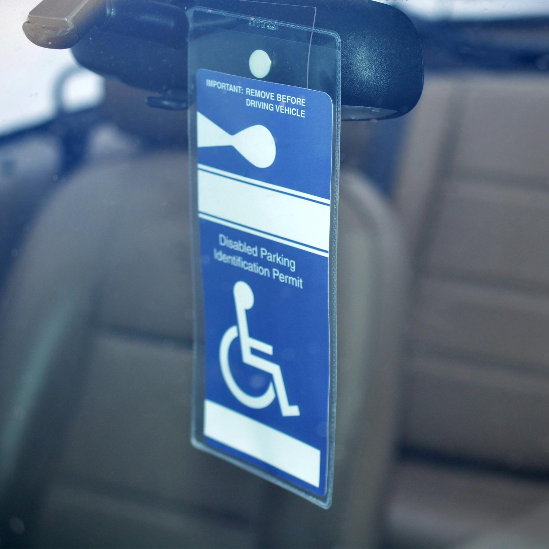 Parking Placards Press Room Storesmart Filing